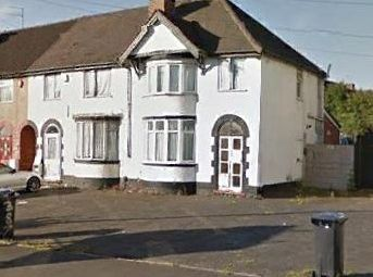 Thumbnail 3 bed terraced house for sale in Birmingham New Street, Dudley