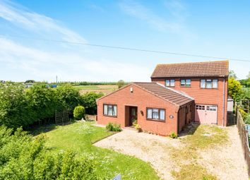Thumbnail 4 bed detached house for sale in Low Road, Wainfleet St. Mary, Skegness