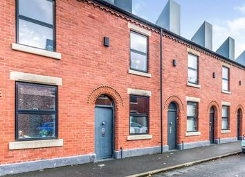 Thumbnail 2 bed terraced house for sale in Ash Street, Salford, Greater Manchester