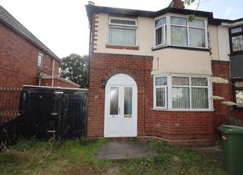Thumbnail 3 bed semi-detached house for sale in Probert Road, Wolverhampton
