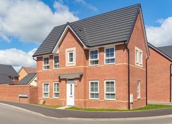 "Thumbnail 3 bed detached house for sale in ""Morpeth"" at Tournament Court, Edgehill Drive, Chase Meadow Square, Warwick"