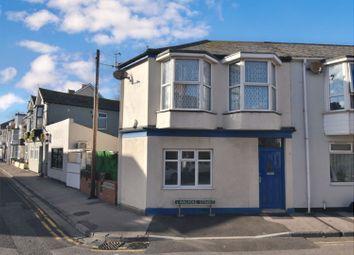 Walpole Street, Weymouth DT4. 3 bed end terrace house