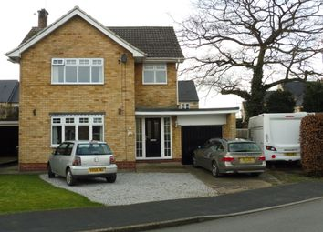 Thumbnail 3 bed detached house for sale in St Stephens Close, Willerby, Hull