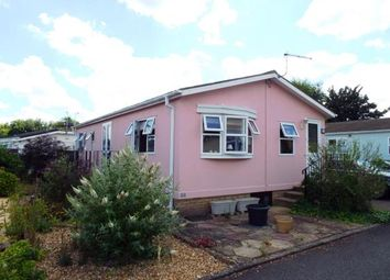 Thumbnail 2 bedroom mobile/park home for sale in Littleport, Ely, Cambridgeshire