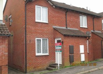Thumbnail 2 bed semi-detached house to rent in Argus Close, Honiton