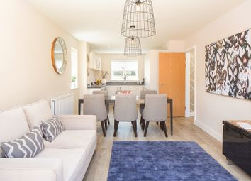 """Thumbnail 4 bed property for sale in """"The Hampton"""" at Biggs Lane, Arborfield, Reading"""