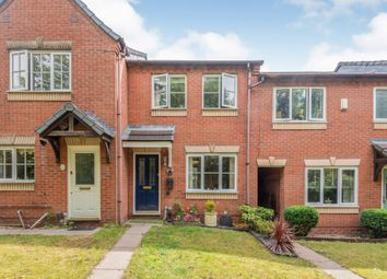 Thumbnail 2 bed terraced house for sale in Hilton Road, Burntwood