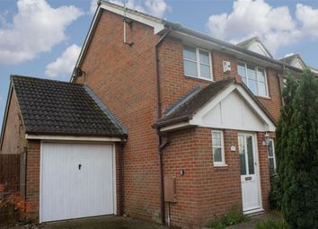Thumbnail 3 bed end terrace house for sale in Chapel Meadow, Tring