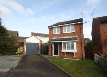 Thumbnail 3 bed detached house for sale in Jenner Mead, Springfield, Chelmsford