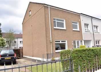 Thumbnail 4 bed end terrace house for sale in 81, Hollybush Road, Glasgow