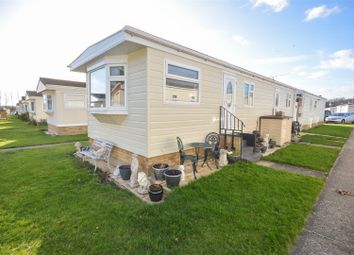 Thumbnail 1 bed mobile/park home for sale in St. Osyth Road, Little Clacton, Clacton-On-Sea