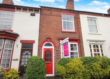 Thumbnail 3 bed terraced house for sale in Lloyd Street, Wolverhampton