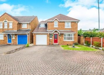 Thumbnail 4 bed detached house for sale in Keys Park Road, Cannock, Staffordshire, Wimblebury