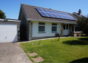 Thumbnail 2 bed detached bungalow for sale in Bannock Road, Ventnor