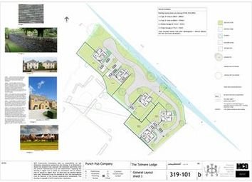 Thumbnail Land for sale in Residential Development Opportunity, Mansfield Road, Hasland, Chesterfield, Derbyshire