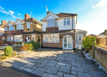 Thumbnail 3 bed detached house for sale in Hillingdon Road, Watford, Hertfordshire