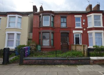Thumbnail 3 bed end terrace house for sale in Edge Grove, Liverpool, Merseyside