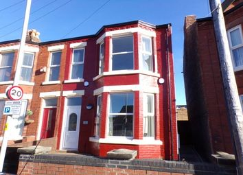 Thumbnail 1 bed flat to rent in St. Lukes Road, Crosby, Liverpool