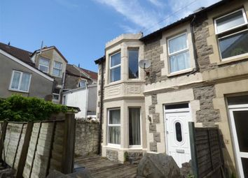 Thumbnail 3 bed terraced house for sale in Camden Terrace, Weston-Super-Mare