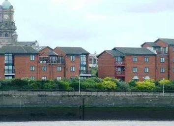 Thumbnail 2 bed flat to rent in Priory Wharf, Birkenhead