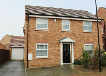 Thumbnail 4 bed detached house for sale in 15 Newbury Crescent, Bourne, Lincolnshire