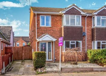 Thumbnail 3 bed semi-detached house for sale in Thomas Street, Loughborough, Leicester, Leicestershire