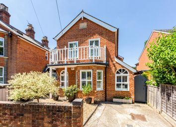Thumbnail 4 bed detached house for sale in Kennel Ride, Ascot