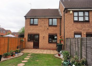 Thumbnail 2 bedroom mews house for sale in Camomile Close, Walsall