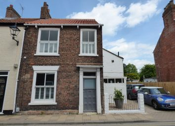 Thumbnail 3 bed end terrace house for sale in Minster Moorgate, Beverley