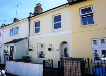 Thumbnail 2 bed town house for sale in Naunton Crescent, Leckhampton, Cheltenham