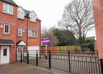 Thumbnail 3 bed town house for sale in Brookfield Mews, Sandiacre