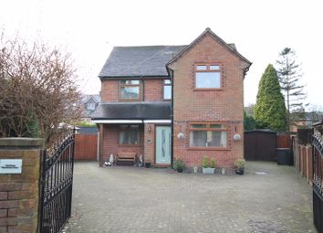 Thumbnail 3 bed detached house for sale in Woodstock Close, May Bank, Newcastle-Under-Lyme