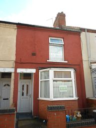 Thumbnail 3 bed terraced house to rent in Smith Street, Scunthorpe