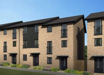 "Thumbnail 3 bedroom terraced house for sale in ""Borthwick"" at Baileyfield Road, Edinburgh"