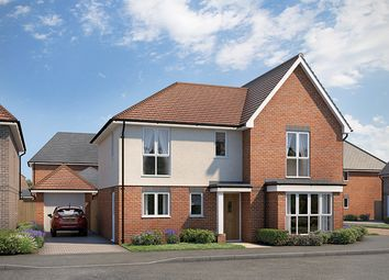 "Thumbnail 4 bed property for sale in ""The Holyrood"" at Hornbeam Place, Arborfield, Reading"