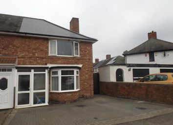 Thumbnail 3 bed end terrace house for sale in Cotterills Lane, Birmingham, West Midlands