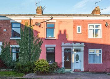 Thumbnail 2 bedroom terraced house for sale in Zetland Street, Preston