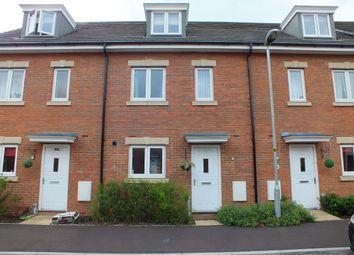 Thumbnail 4 bed terraced house to rent in Norris Road, Hilperton, Trowbridge