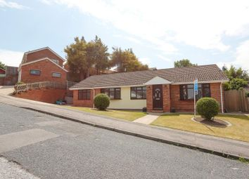 Thumbnail 4 bedroom detached bungalow for sale in Hazeldown Close, River, Dover