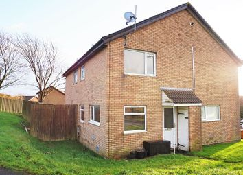 Thumbnail 1 bedroom property to rent in Hazeldene Avenue, Brackla, Bridgend, Bridgend County.