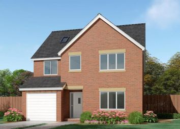 Thumbnail 5 bed detached house for sale in Plot 5, The Burtons, Lytham Road, Warton, Preston, Lancashire