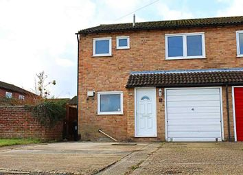 Thumbnail 3 bed end terrace house for sale in Derwent Road, Thatcham