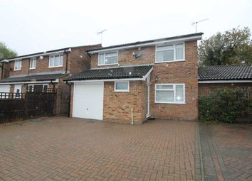 Thumbnail 4 bed detached house to rent in Gallaway Close, Bletchley, Milton Keynes