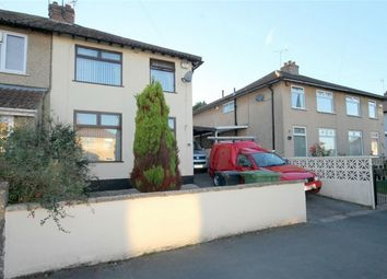 Thumbnail 3 bed semi-detached house for sale in Burley Grove, Downend, Bristol