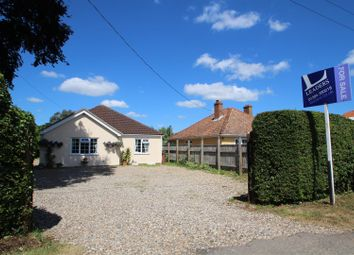 Thumbnail 4 bed detached bungalow for sale in London Road, Capel St. Mary, Ipswich