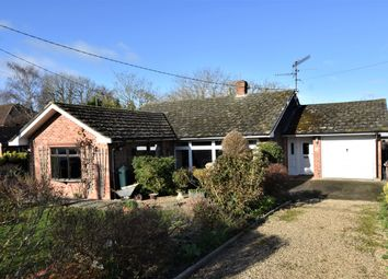 Thumbnail 4 bed detached bungalow for sale in The Cleave, Harwell, Didcot