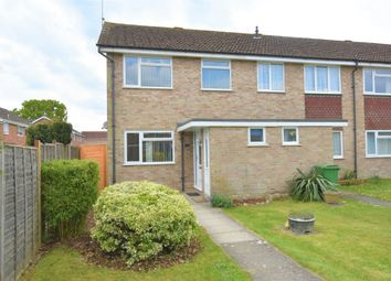 Thumbnail 3 bedroom end terrace house for sale in Clare Walk, Newbury