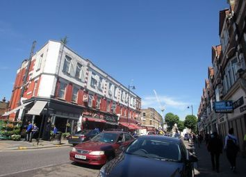 Thumbnail 1 bed flat to rent in High Road, Hornsey