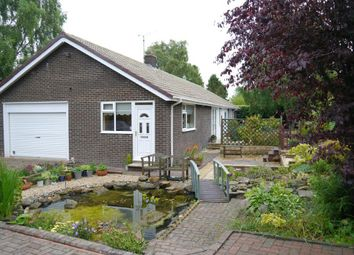 Thumbnail 3 bed detached bungalow for sale in Parklands, Ponteland, Newcastle Upon Tyne
