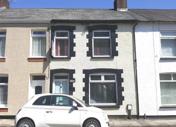Thumbnail 3 bed terraced house for sale in Alexandra Road, Ynysddu, Newport